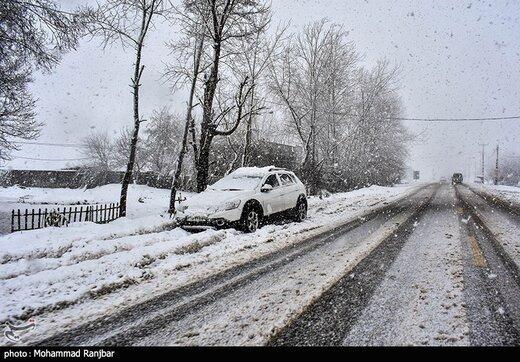 برف و باران این استانها را دربرمیگیرد؛ کولاک برف در هفته آینده