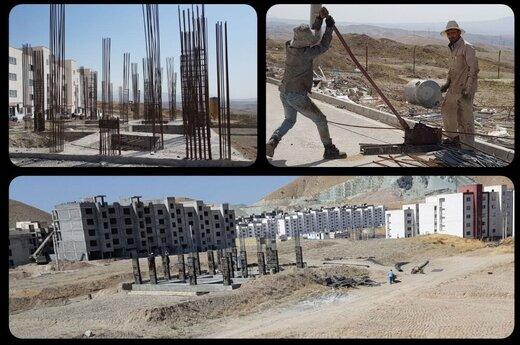 پنج استان در نوبت اول ثبت نام مسکن ملی