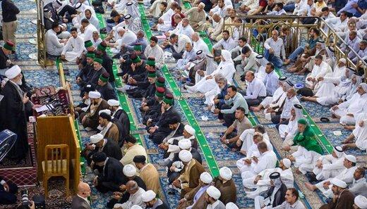 نماز جمعه کربلا هم برگزار نمی شود