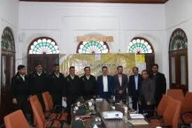 فرمانده یگان حفاظت میراثفرهنگی بوشهر معرفی شد