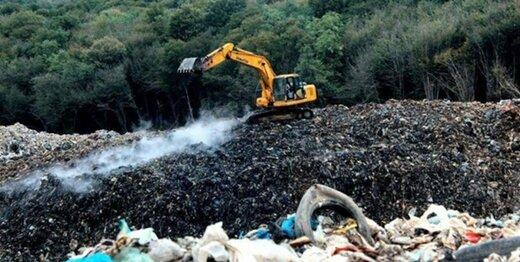 انباشت زبالههای کرونایی در تهران