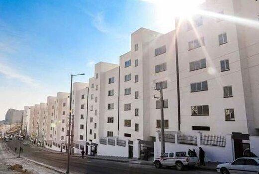 آغاز ساخت مجتمع مسکن ملی ۲۰۰۰ واحدی در تهران