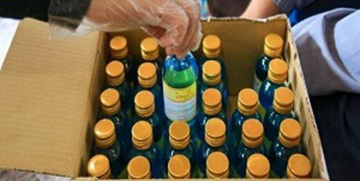 تولید الکل تا اطلاع ثانوی نیازمند اخذ مجوز از وزارت صنعت نیست