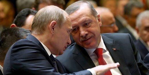اردوغان دل پوتین را به دست آورد/توافق دو رئیس جمهور بر سر ادلب