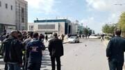 انفجار انتحاری در نزدیکی سفارت آمریکا
