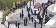 تفنگداران آمریکایی در تونس به حالت آماده باش درآمدند