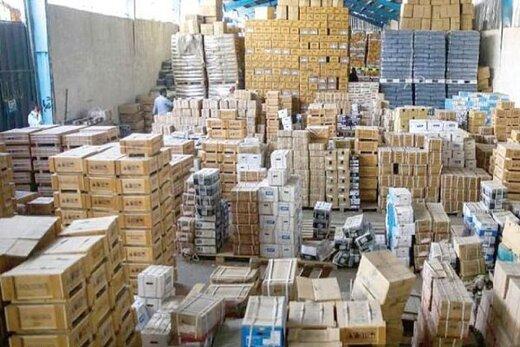 کشف ۱۶۵ هزار عدد دستکش طبی