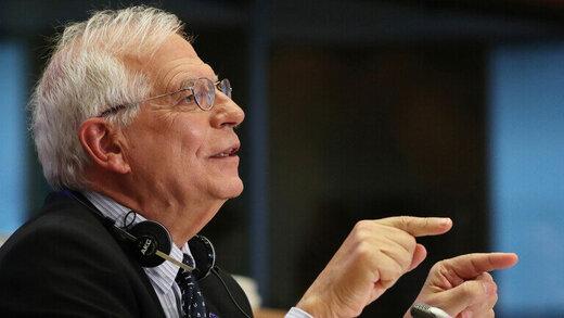 بورل از موضع اتحادیه اروپا درباره کمک صندوق بین المللی پول به ایران گفت