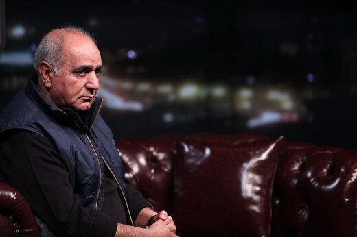 واکنش پرویز پرستویی به انتشار تصویر چتاش با مجری شبکه فارسیزبان