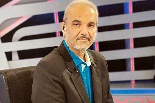 ببینید | خبر ویژه محمدرضا احمدی از ازدواج فرزند جواد خیابانی روی آنتن زنده