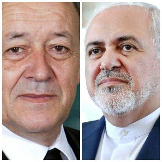 Iran, France Discuss COVID-19 Outbreak
