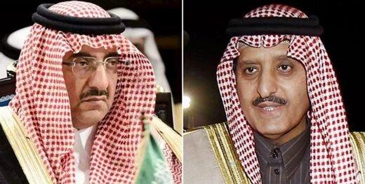افشای جزئیات تازه از دلیل دستگیری دو شاهزاده سعودی