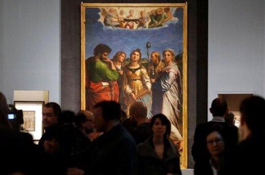 نمایش نقاشیهایی که ۴ میلیارد دلار بیمه شدهاند!