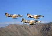 پروژه ویژه ارتش برای تجهیز جنگندههای بمبافکن اف-۴ئی و میراژ به موشک و رادارهای بومی +تصاویر