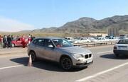 ببینید | جلوگیری از ورود خودروها با پلاک غیربومی در ورودی رشت در ابتدای جاده تهران