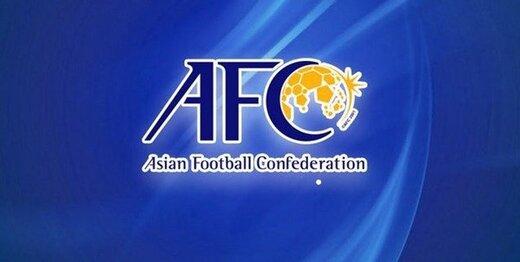 تقدیر AFC از مبارزان خط مقدم جنگ با کرونا/عکس