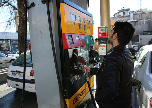 میانگین مصرف بنزین به ۷۲ میلیون لیتر در روز رسید