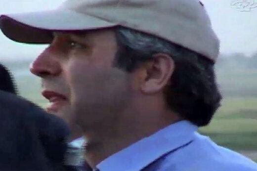 ببینید | وقتی ابراهیم حاتمیکیا برای کاراکترهای فیلمش در پشت صحنه بغض میکرد