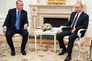 ببینید | تحقیر اردوغان پشت در اتاق پوتین