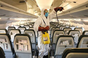 ببینید   خلوتی فرودگاههای ایران و کره جنوبی در روزهای کرونا