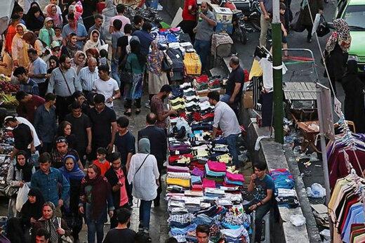 ببینید | فاجعه در تهرانپارس و برخی مناطق دیگر تهران!