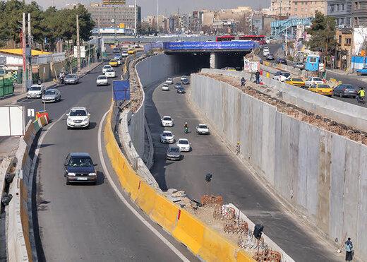 زیرگذر کوی نصر چه اثری بر ترافیک تهران داشت؟
