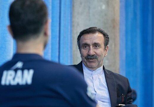 افشین داوری رئیس فدراسیون دوومیدانی شد