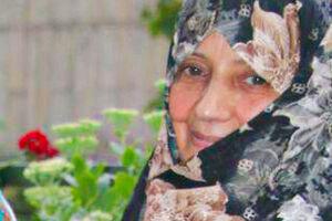 مادر شهیدان رشیدی مهرآبادی به فرزندانش پیوست