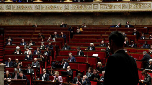 نمایندگان پارلمان فرانسه به کرونا مبتلا شدند