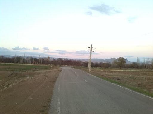 کاهش تردد در جادههای خراسان شمالی