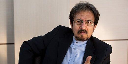 قاسمی از ارسال کمکهای پزشکی فرانسه به ایران خبر داد