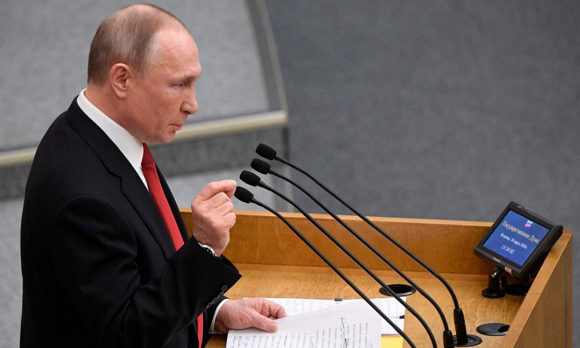 پوتین در قدرت می ماند؛ ولی از انتخابات خبری نیست