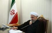 الرئيس روحاني يؤكد على تنفيذ جميع قرارات اللجنة الوطنية لمكافحة كورونا