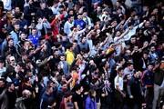 شورش هواداران والنسیا علیه کرونا/عکس