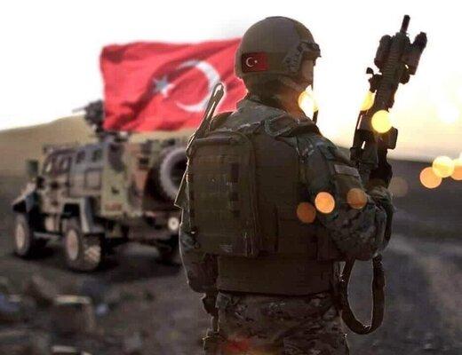 احداث پایگاه جدید ترکیه در عراق