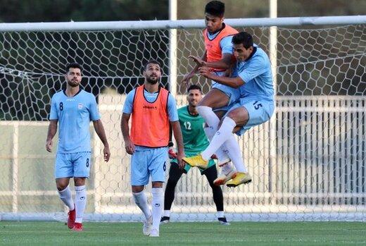 اردوی تیم ملی در نوروز لغو شد