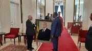 سفیر جدید ایران استوارنامه خود را تقدیم رئیسجمهوری سنگال کرد