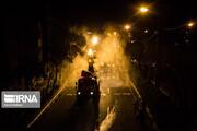 تصاویر | رونمایی از جدیدترین دستگاه ضدعفونی شهری برای مقابله با کرونا