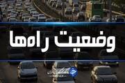 وضعیت ترافیک محورهای مواصلاتی در ۲۱ اسفند/ ترددها ۱.۶درصد افزایش داشته است