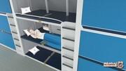 بهترین امکانات داخلی هواپیماها چیست؟ +تصاویر