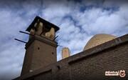 بنایی که در گوشه ای از پایتخت می درخشد! +تصاویر