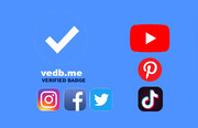 How to Get Verified Badge on Social Networks ?