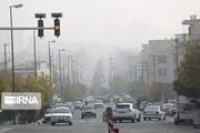 هوای این ۶ شهر ناسالم است
