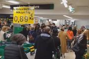 ببینید   هجوم مردم به سوپرمارکت ها در پایتخت اسپانیا