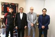 قول رسولپناه به گلمحمدی