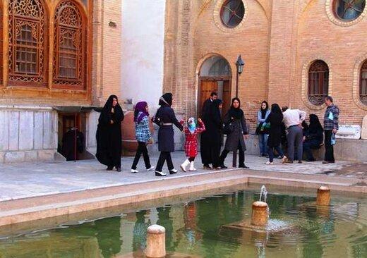 بازدید از موزه ها و اماکن تاریخی کردستان ممنوع شد