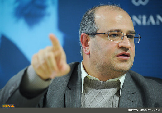 زالی: ۶۰ درصد تهرانیها کرونا را جدی نگرفتهاند