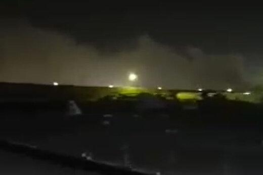 ببینید   نخستین تصاویر از حمله راکتی به پایگاه آمریکایی التاجی عراق که سه کشته داشت