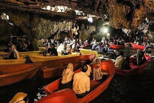 تعطیلی «غار علیصدر» همدان در نوروز ۹۹