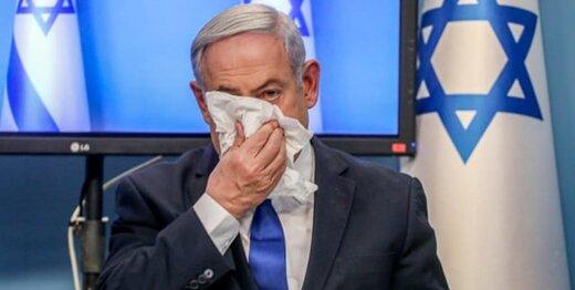 نتانیاهو از احتمال ابتلای ۶۰ تا ۷۰ درصدی صهیونیستها به کرونا گفت
